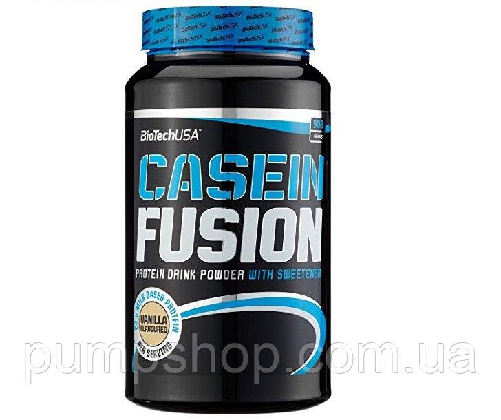 Протеин казеиновый BioTech Casein Fusion 908 г