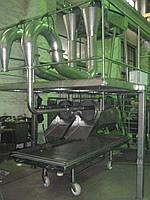 Установка соления сыра в потоке, -25 м3/ч УНС-25 (УНС-50)