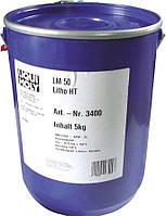 Высокотемпературная смазка для ступичных подшипников LIQUI MOLY 5kg