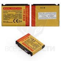 Батарея аккумуляторная Avalanche для мобильных телефонов Samsung S3500 (Li-ion 3.7V 850mAh)
