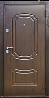 Дверь входная металлическая Кордон стандарт 91  2050×860 мм, 2050×960 мм