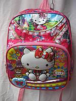 Рюкзак школьный (30х35 см) Хелло Китти оптом и в розницу 7 км