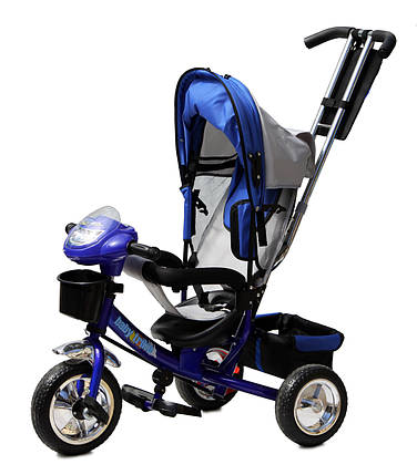 Детский Трехколесный Велосипед Baby Trike CT-59-4, фото 2