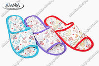 Женские домашние тапочки ассорти (Код: АВ-41)