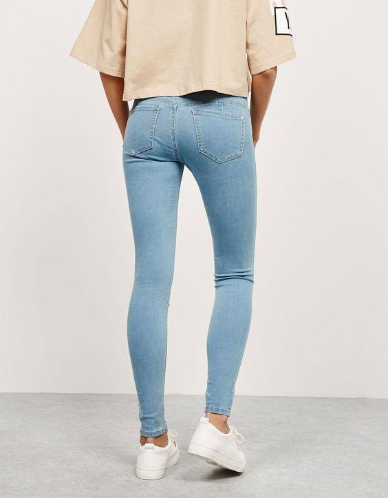 Купить женские джинсы оптом в магазине Одежда Оптом