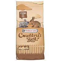 Корм Versele-Laga Cuni Fit Muesli Hobby Plus для грызунов, зерновая смесь, 20 кг