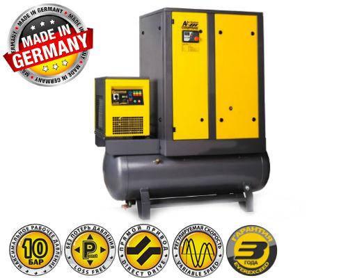 Воздушный винтовой компрессор COMPRAG ARD-0710, 7,5 кВт, 10 бар