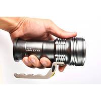 Сверхмощный светодиод фонарь-прожектор BL-T801 30000W. Хорошее качество. Доступная цена. Дешево. Код: КГ1611