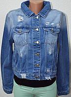 Куртка джинсовая женская AROX 2001-01