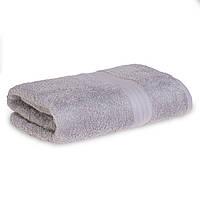 Махровое полотенце 90х150см Grange Sheet 525г\м2 Серый
