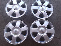 Renaulr r 16 4x100 диски оригинал