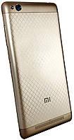 Задняя крышка (панель) Xiaomi Redmi 3 gold