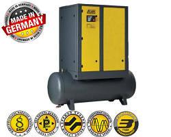 Гвинтовий повітряний компресор COMPRAG AR-1108, 11 кВт, 8 бар