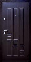 Дверь входная металлическая Кордон стандарт 95  2050×860 мм, 2050×960 мм