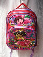 Рюкзак школьный ортопедический музыкальный (35х41 см) от склада оптом и в розницу 7 км