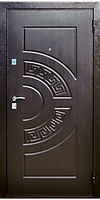 Дверь входная металлическая Кордон стандарт 98  2050×860 мм, 2050×960 мм