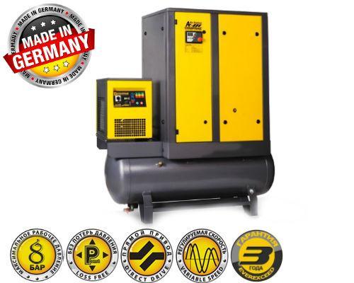 Воздушный винтовой компрессор COMPRAG ARD-1108, 11 кВт, 8 бар