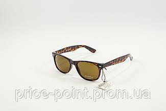 Солнцезащитные очки с леопардовым принтом Lenta Melanin, Италия