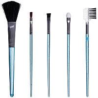 Набор кистей для макияжа Shenglian №SL-031, 5шт