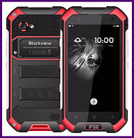 Защищенный смартфон IP68 Blackview BV6000 3/32 GB (RED). Гарантия в Украине!