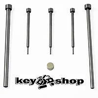 Инструмент для установки и съема лезвия выкидного ключа