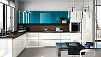 . Кухни  с фасадами МДФ крашеный