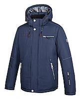 Куртка зимняя мужская Snowimage SICBM-P116-3569(синий)