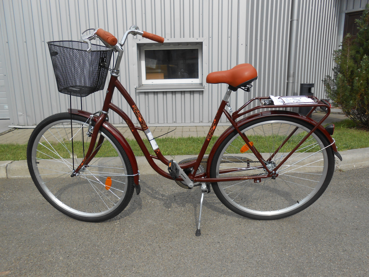 Велосипед Аист 28-260 Ретро - FoxWell Motors в Киеве
