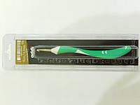 140-7/4-16 - Крючок с эргономичной ручкой для вязания - 4 мм, 16 см