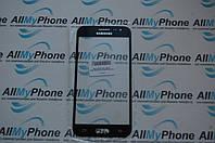 Стекло корпуса для мобильного телефона Samsung J1 SM-J110H черное