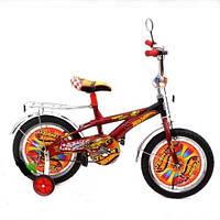 Велосипед детский Hotwheels (14-дюймов)