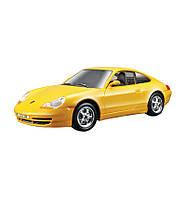 Авто-конструктор - PORSCHE 911 CARRERA (жовтий, 1:24) 18-25111