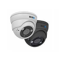Внешняя купольная камера высокого разрешения 1080p 4в1 со встроенной ИК подсветкой BCS-DMQ4200IR3