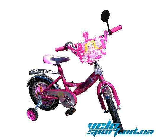 """Детский велосипед Mustang - """"Принцесса"""" (12 дюймов)"""