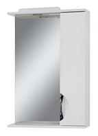 "Зеркало ""Laura""-56 со шкафчиком"