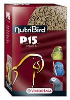 Корм Versele-Laga NutriBird P15 Original Maintenance для великих папуг, з горіхами, 1 кг