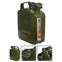 Канистра для топлива металлическая Штурмовик 5л КМШ-5-08