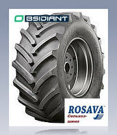 Шина 600/65R28 TR-103  154A8 TL Rosava/Росава на ведущие колеса трактора