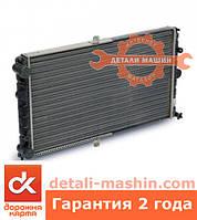 Радиатор водяного охлаждения ВАЗ 2110, 2111, 2112 карбюратор (пр-во ДК) 2112-1301012