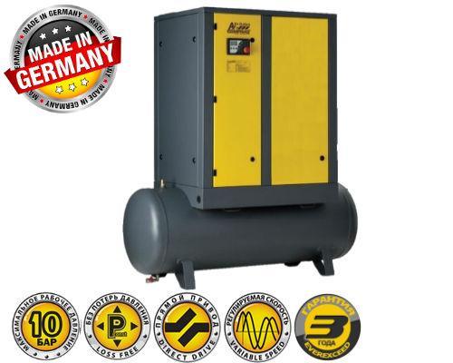Воздушный винтовой компрессор COMPRAG AR-1810, 18,5 кВт, 10 бар