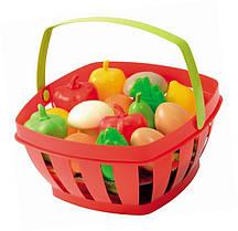 Игровой набор Корзина фруктов Ecoiffier  966