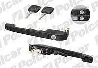 AUDI 100 (C2)+ AVANT 77-09.82/200, -8.83 ручка внешняя передняя правая 813837206C 1303Z-42