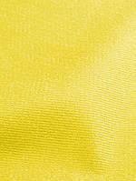 Плотная желтая ткань, цвет 1/163