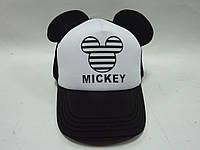 Кепка черная с ушками MICKEY , фото 1
