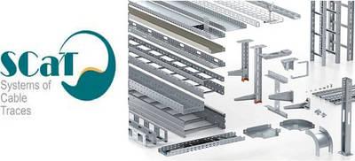 Системы прокладки кабеля СКаТ