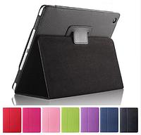 Кожаный чехол книжка Lichee на Apple iPad Air
