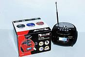 Радио RX 686,Бумбокс Golon MP3 Колонка Спикер Радио RX 686, фото 3