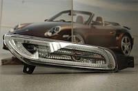 Дополнительная фара правая   Porsche Panamera Turbo, GTS 10-2013 Новая Оригинальная