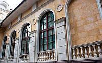 Мраморный камень для облицовки фасадов