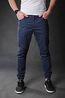 Штаны карго мужские, брюки, супер качество FF синие